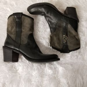 FIORENTINI + BAKER ankle boots size9